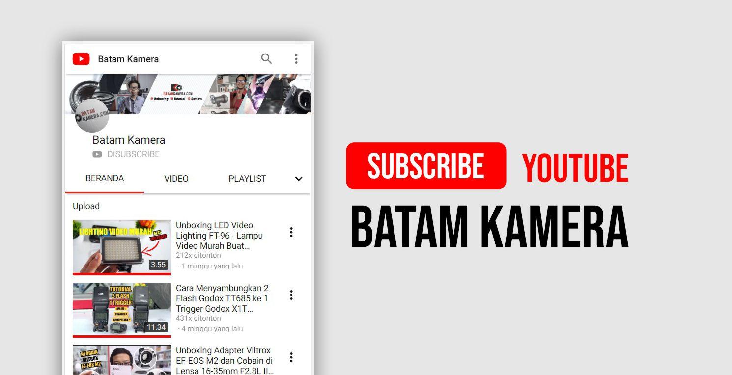 Youtuber Batam - Batamkameracom