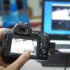Cara Live Streaming Canon DSLR